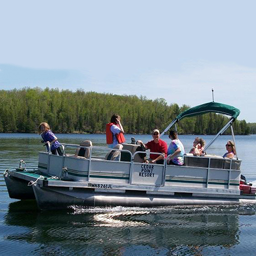 19-foot-pontoon